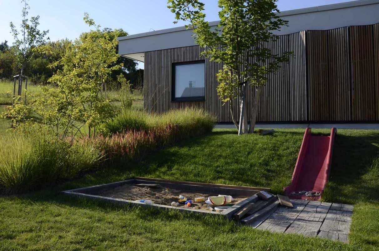 Pocaply Garden - 3rd place Garden of the Year 2012